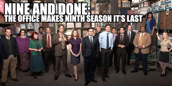 Nine and done the office makes ninth season it s last - The office season 9 finale ...
