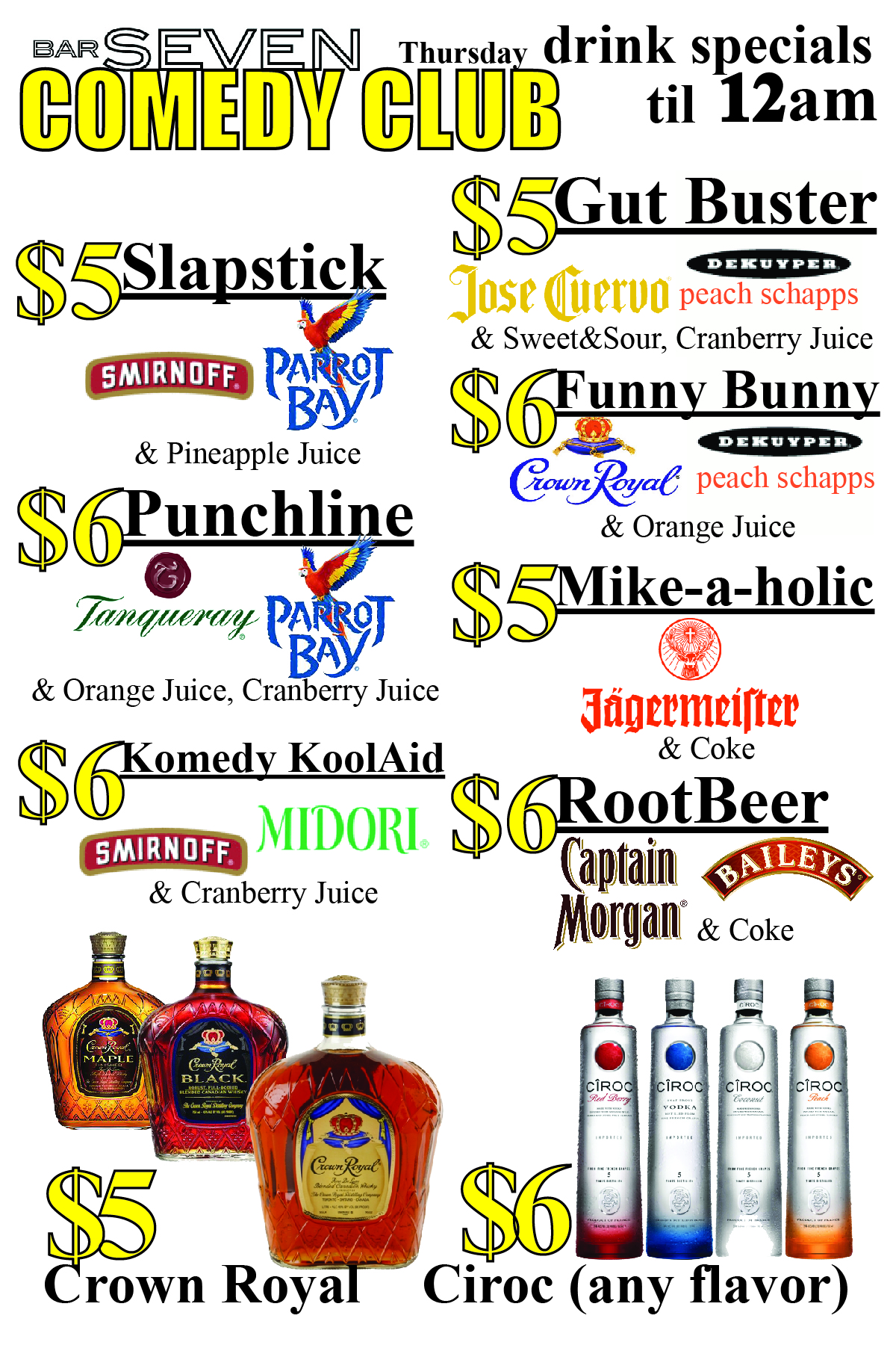 thursday drink specials-01