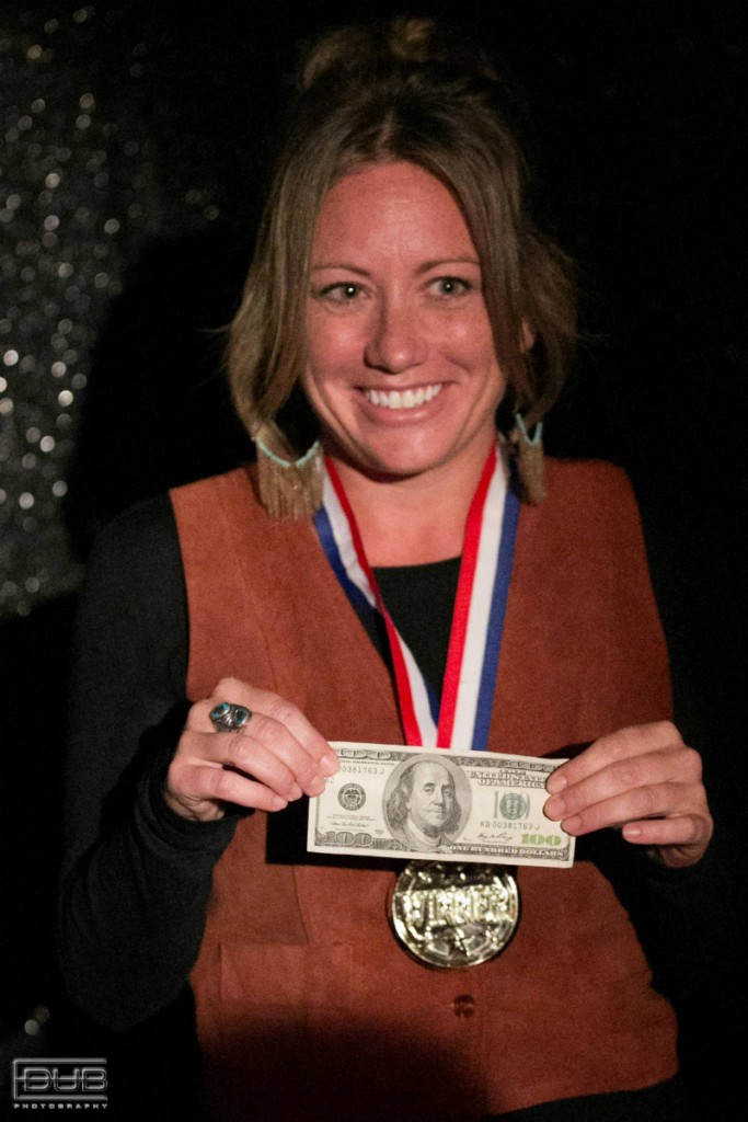 Dallas Gwynn, Winner fo the Comedy bowl
