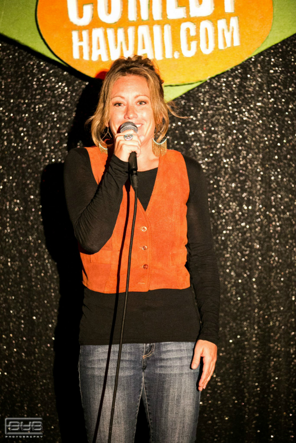 Dallas Gwinn @bar7 comedy club