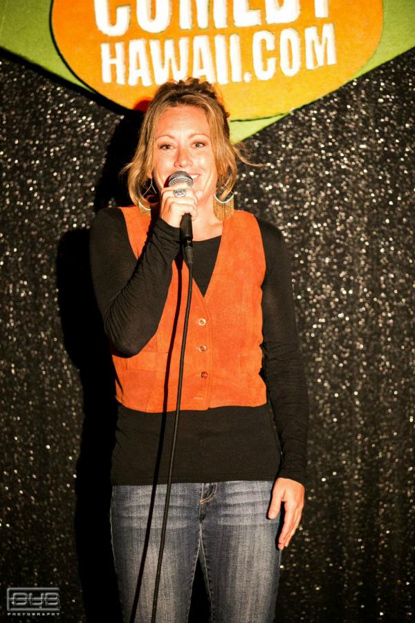 Dallas Gwinn @bar7 comedy club