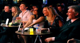 Kate-Gosselin-in-audience-at-Brad-Garretts-Comedy-Club-VIP-Grand-Opening-at-MGM-Grand-3